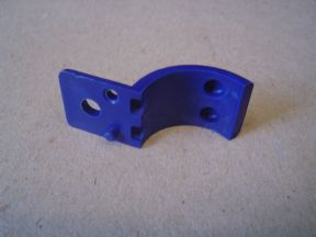 PAIR OF 28mm BLUE MOUNTING BRACKET FOR WD8532B TAP